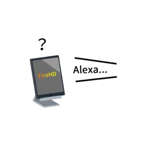 AlexaにHireHD10の画面を消させる -www.earthnotes.net